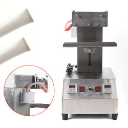 110v Pneumatic Tube Sealing Machine Df-20 For Cream Cosmetic Toothpaste Paint