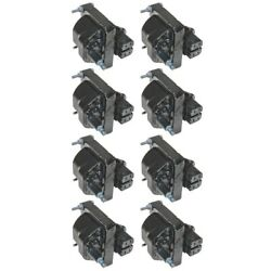 Set-wkp9201004-8 Walker Products Set Of 8 Ignition Coils New For Olds Suburban