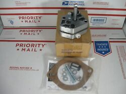 Fisher 7049 Western 49211 Hydraulic Plow Pump Kit Made By Sam Buyers 1306478