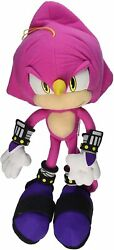 Great Eastern Sonic The Hedgehog - Espio The Chameleon 12 Inch Plush Toy New