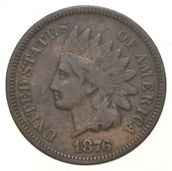 1876 Indian Head Cent 4726