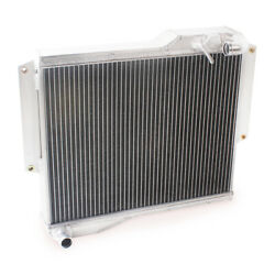 For 1977 1978 1979 1980 Mg Mgb Gt / Roadster 1.8l 3-row Aluminum Alloy Radiator