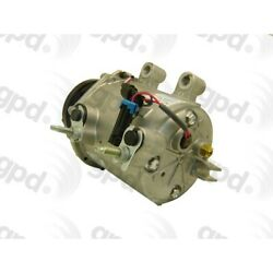 7512528 Gpd A/c Ac Compressor New For Olds With Clutch Oldsmobile Aurora 01-02
