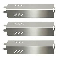 Gas Grill Heat Plates Stainless Steel Bbq Replacement Backyard Grill Accessories