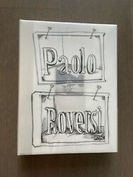 Exclusive Signed Paolo Roversi Studio Luce - 1st Edition-sold Out Fashion Art