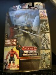 Marvel Legends Silver Savage Surfer Action Figure Target Exclusive Rare New
