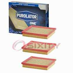 3 Pc Purolatorone A26114 Air Filters For Intake Inlet Manifold Fuel Delivery Bx