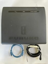 Furuno Dff3 Black Box Sounder Sonar Module With Power And Network Cable