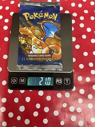 Pokemon Factory Sealed Base Set Booster Pack 🔥shadowless 🔥