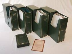 Frankland Mint Box Set Coin And Stamp Collection 115 Countries