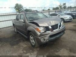 Automatic Transmission 6 Cylinder Crew Cab 2wd Fits 06 Frontier 3045285