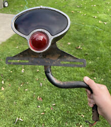 Extremely Rare 1927 1928 1929 Lasalle Tail Light With Bracket