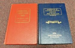 Red Book Guide To Us Coins 1964 And Blue Book 1976 R.s. Yeoman