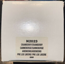 Partylite Floater Candles N2023 Cranberry Scented Set Of 6 New In Damaged Box