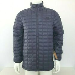 The Menand039s Eco Thermoball Jacket Urban Navy Matte Sz S M L Xl Xxl