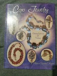 Coro Jewelry Book A Collector's Guide Identification And Values