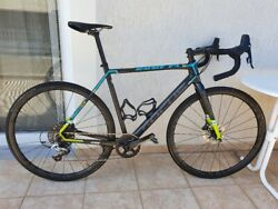 Focus Mares Size 54 - Carbon Cyclocross Cx Bicycle