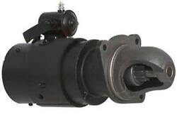 New 9t Direct Drive Starter Fits Case Crawler Tractor 441 450 461 480ck 46444