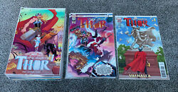 The Mighty Thor 1-23 + 700-706 + Special Complete Comic Lot Aaron Jane Foster