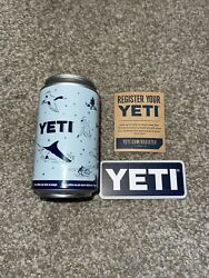 Yeti Pop Top Empty Insert Stash Can 12oz Storage Container Display Can