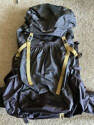 Gossamer Gear Silverback 55L Backpack Medium Very Good Condition Used once $185.00