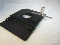 Original Leitz/ Microscope Stage For Orthoplan Ergolux And More