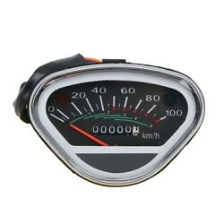 Motorcycle Speedometer 100km/h Tachometer Odometer Instrument For Dax 70 W9e4