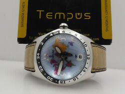 Corum Bubble Gmt World Automatic 383.150.20 Oversize 45 Mm Stainless Steel Watch
