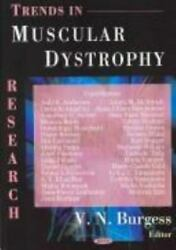 Trends In Muscular Dystrophy Research By V. N. Burgess 2005, Hardcover