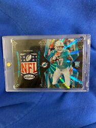 Jaylen Waddle 2021 Certified New Generations Nfl Shield Patch 1 Of 1 📈📈💎