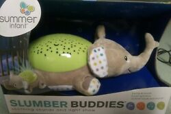 📌Summer Infant Slumber Buddies Projection and Melodies Soother Dozing Hippo✔
