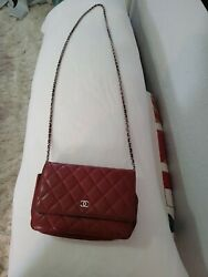 Chanel Wallet on Chain Chanel WOC $2000.00
