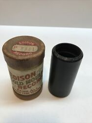Edison Gold Phonograph Cylinder Record 8381 The Beer That Made Milwaukee Famous