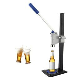 Homebrew Beer Wine Keg Capper Auto Lever Bench Soda Crown Capping Brewing Tools