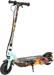 Viro Rides 550e Electric Scooter With New Street Art-inspired Look