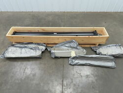 Parker 4.00jc2hcts24a64.000 Hydraulic Cylinder 4 Bore 64 Stroke 2h Ser 1300psi
