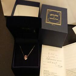 Samantha Tiara X Sailor Moon Necklace 100 Autehtic With Gift Box Rare