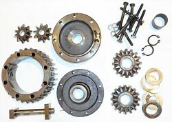 Peerless 6 Speed Transaxle 820-022a Differential Parts  Lot 862