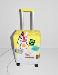 Chaos X Rimowa Collaboration Yellow White Cabin Suitcase Luggage Limited Edition