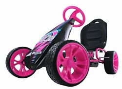 Sirocco - Racing Go Kart | Pedal Car | Low Profile Rubber Tires | Pedal Power