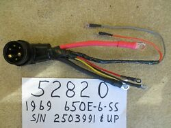 Mercury Outboard Internal Wiring Harness - 52820 - Have Your Old Core Restored