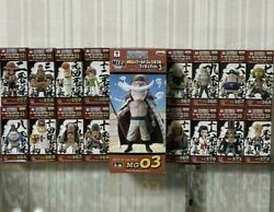 One Piece Wcf World Collectable Figure Vol.32 And 33 And Mega03 17figures Set