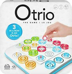 Otrio Strategy-based Board Game For Adults Families And Kids Ages 8 And Up By...