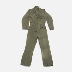 Vintage Military Overalls