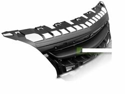 Front Grill Bumper Grille For Opel Astra J 2012-2015 5 Doors Black Tuning Grop01