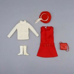 Japanese Exclusive Vintage Barbie Fashion 2625 From 1968