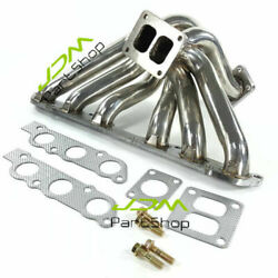 Exhaust Manifold For Lexus Is300 Gs300 Toyota Supra 2jzge 3.0l Stainless Turbo