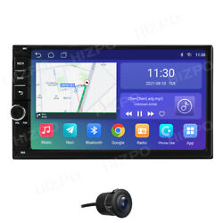 Double Din Android Mirror Link Backup Camera Car Stereo Kit With Apple Carplay