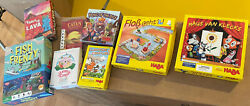 Family Board Game Lot - Eight Great Games