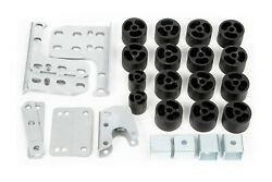 Performance Accessories 17-  Dodge Ram 1500 4wd 2in Body Lift Kit Pa60402